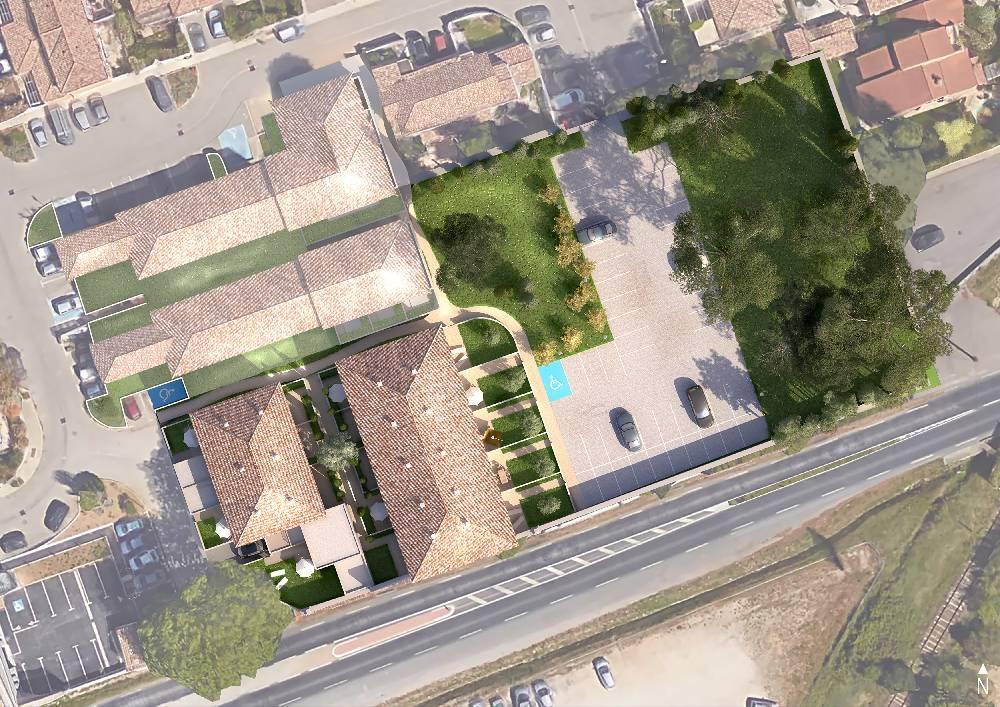 Villas vendre le cres 34920 villas park avenue for Piscine le cres