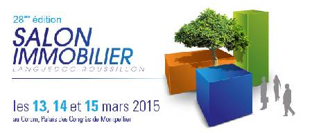 Salon Immobilier de Montpellier 2015